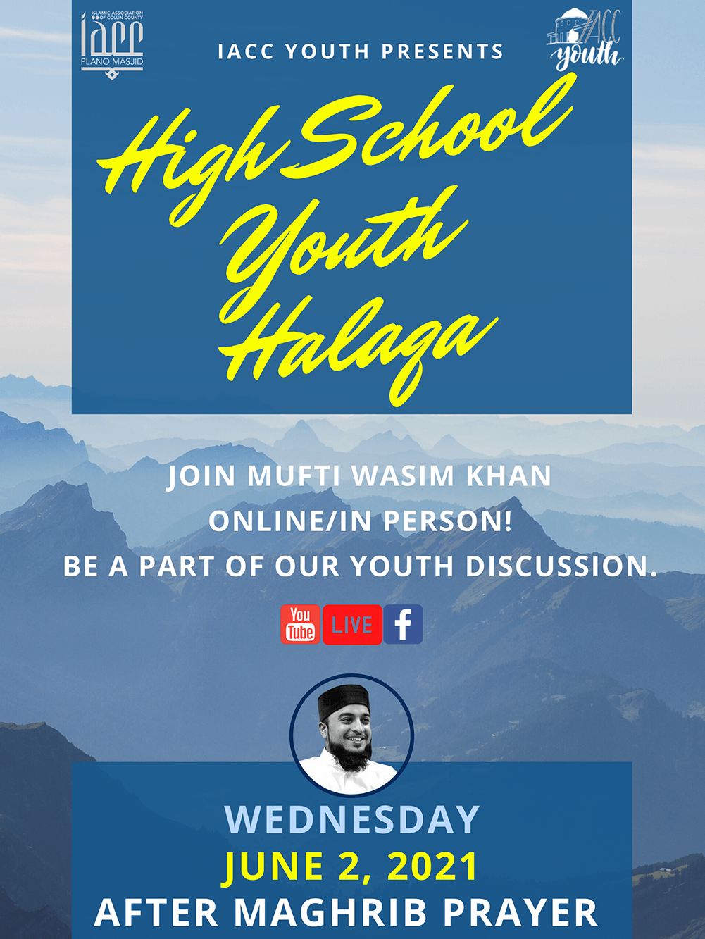 High School Youth Halaqa