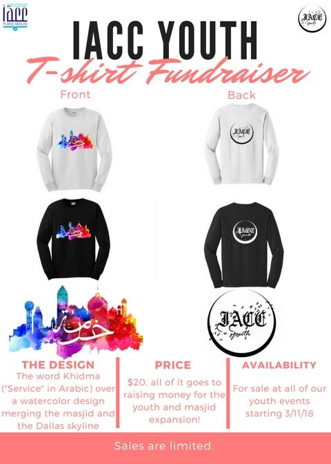 t shirt sale fundraiser